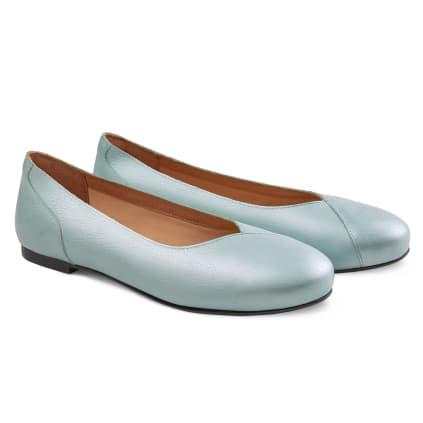 Flacher Ballerina Mint