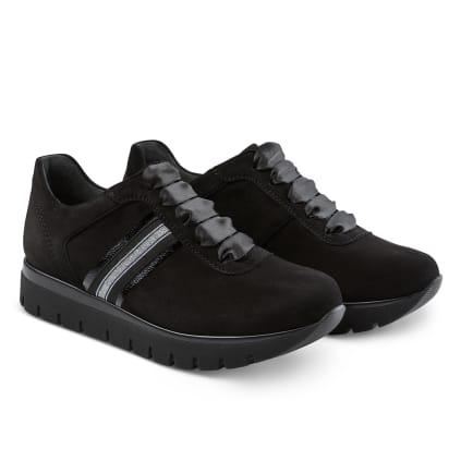 Premium Sneaker Schwarz