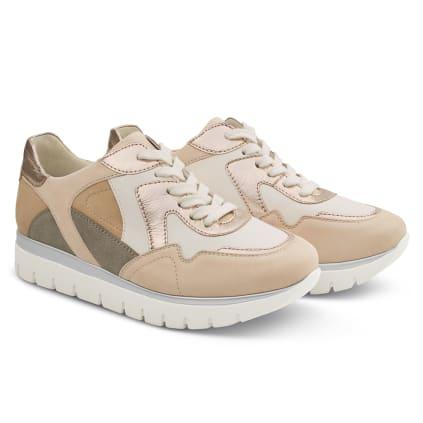 Ugly Sneaker Beige/Rosé