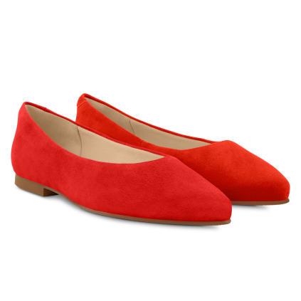 Ballerina Spitz Rot