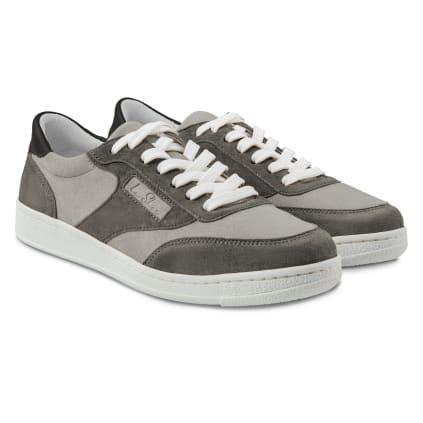 Sneaker Tennis Style Grau