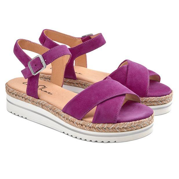Sandale Summertime Magenta