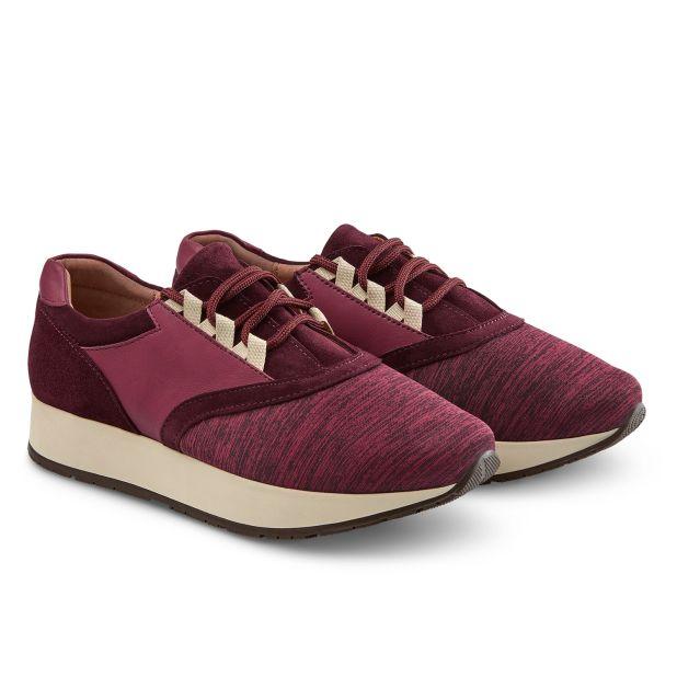 Sneaker Rot Melange