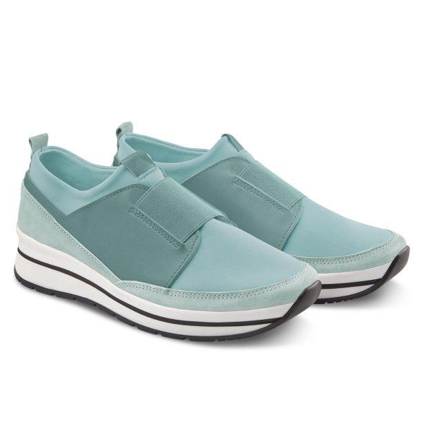 Sock-Sneaker Mint
