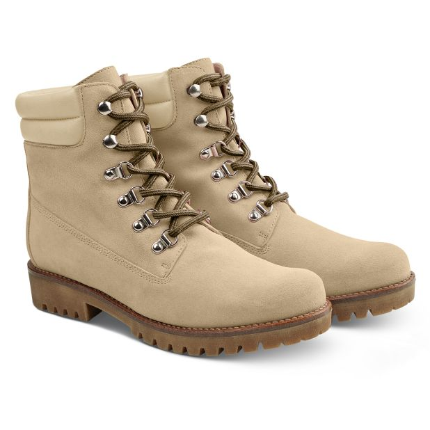 Hiking-Boot Beige