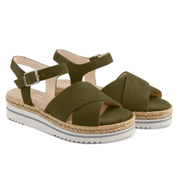 Sandale Summertime Khaki