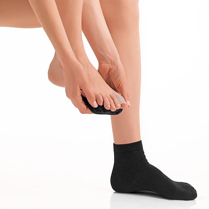 GoBunion Socken schwarz