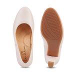 Klassischer Pumps mit Softfußbett Lightrosé – modischer und bequemer Schuh für Hallux valgus und empfindliche Füße von LaShoe.de