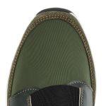 Sock-Sneaker Khaki – modischer und bequemer Schuh für Hallux valgus und empfindliche Füße von LaShoe.de