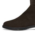 Thermo-Stiefel Dunkelbraun – modischer und bequemer Schuh für Hallux valgus und empfindliche Füße von LaShoe.de