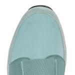 Sock-Sneaker Mint – modischer und bequemer Schuh für Hallux valgus und empfindliche Füße von LaShoe.de