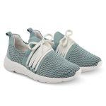 Sneaker Softknit 180 Blau – modischer und bequemer Schuh für Hallux valgus und empfindliche Füße von LaShoe.de