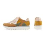 Ugly Sneaker Curry – modischer und bequemer Schuh für Hallux valgus und empfindliche Füße von LaShoe.de
