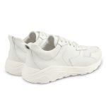 Chunky Sneaker Weiß – modischer und bequemer Schuh für Hallux valgus und empfindliche Füße von LaShoe.de