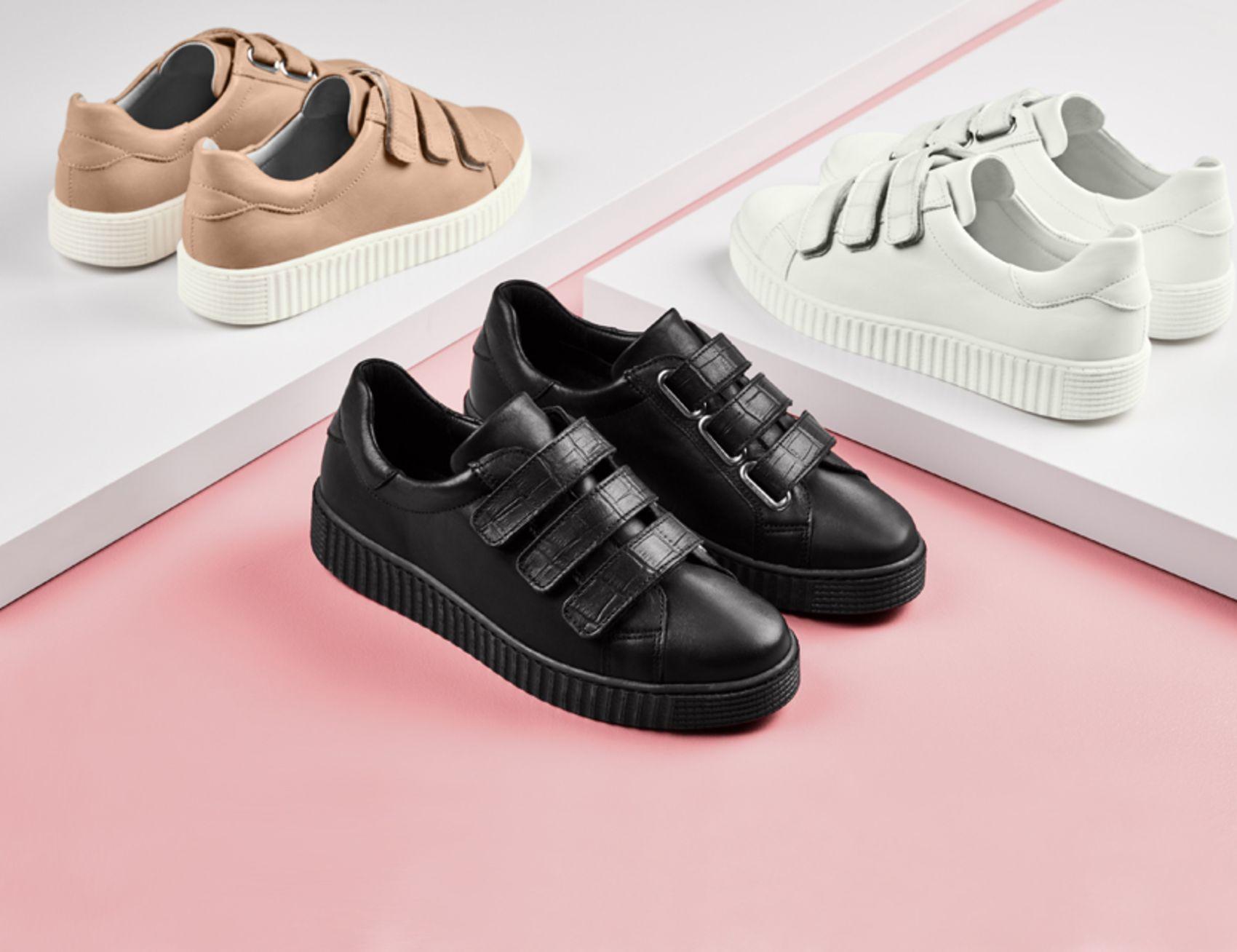 Entdecken Sie die neuen bequemen Sneaker für Hallux valgus von LaShoe