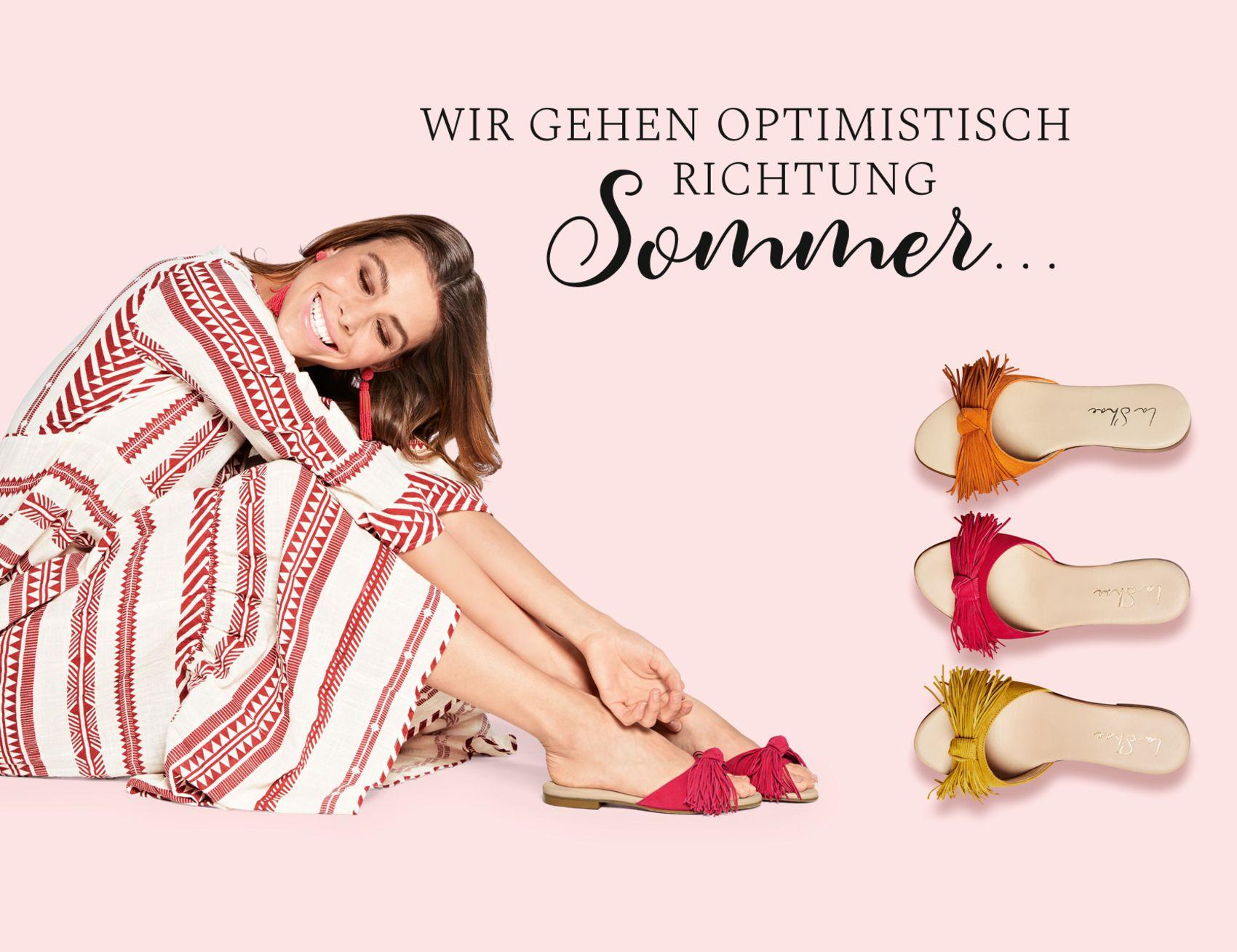Kompromisslos schöne und bequeme Schuhe von LaShoe - Perfekt bei Hallux valgus
