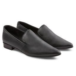Business Loafer Schwarz