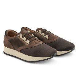 Sneaker Braun Melange