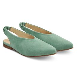 Backsling Slipper Mint