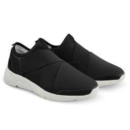 Sock-Sneaker X Schwarz