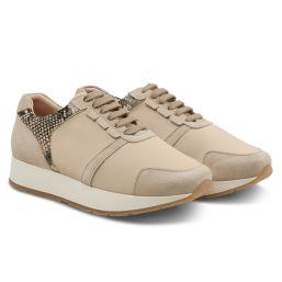 Sneaker Dynamic Beige