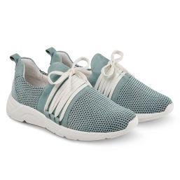 Sneaker Softknit 180 Blau