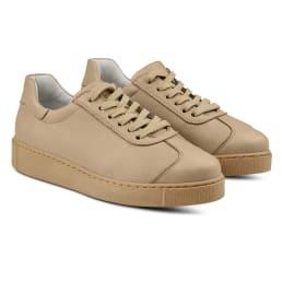 Sneaker Retro All Beige