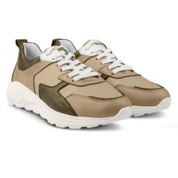 Chunky Sneaker Khaki