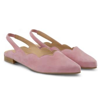 Sling Ballerina Wave Violett