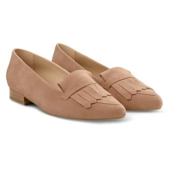 Femininer Loafer Classic Nude