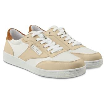 Sneaker Tennis Style Weiß