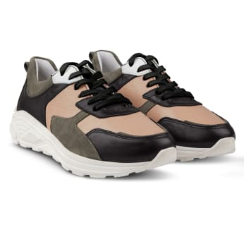 Chunky Sneaker Schwarz