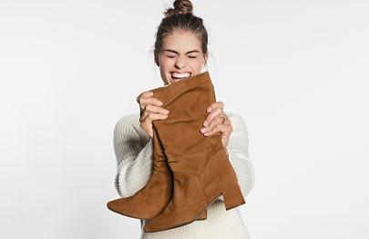 Herbst Must-Haves - Fantastische Vier: Mit diesen vier LaShoes sind Sie in Sachen Style und Komfort bestens gerüstet