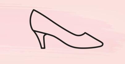 Das macht den sexy Hig Heels Trend aus: High Heels von LaShoe für Hallux valgus