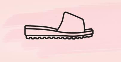 Pantoletten: Bequeme It-Pieces einfach kombiniert