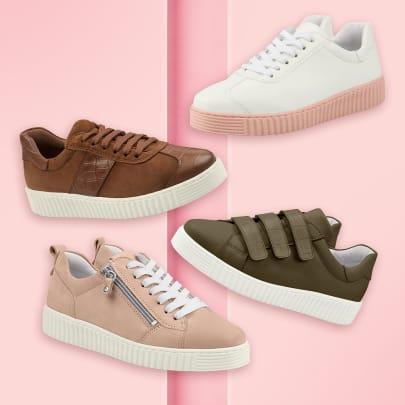 Komfort-Stars und Stil-Gewinner: Sneaker in allen Facetten