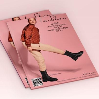 Unser neuer Katalog ist da! Jetzt die neuen Winter-Trends entdecken