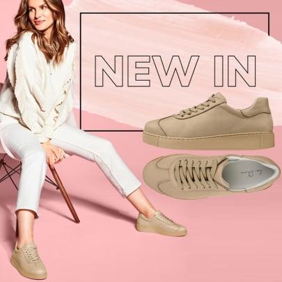 Hello Beauties! Kennen Sie schon unsere neuen Sneaker?