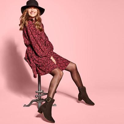 Wunderbare Stiefeletten für den perfekten Herbst-Style mit Hallux Comfort
