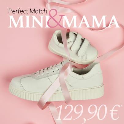 Mini & Mama: Im Partnerlook 30 € sparen und statt 159,80 € nur 129,90 € zahlen