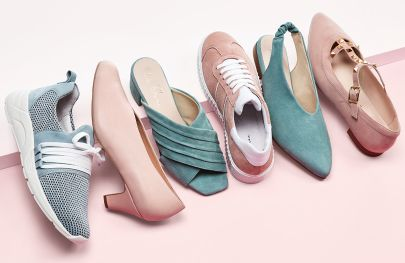 LaShoe-Magazin: Farbtrend: Pastell