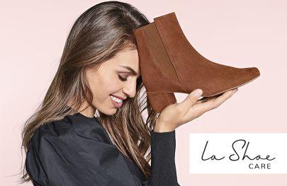 LaShoe Magazin: Keine Angst vor nass-kaltem Wetter mit Lederschuhen. Mit der richtigen Pflege ist der Herbstspaziergang die pure Freude