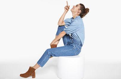 LaShoe Magazin: Denim-Styles: Immer Jeans, immer unterschiedlich gestyled. Lassen Sie sich inspirieren von den vielseitigen Denim-Looks inspirieren.