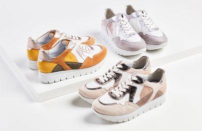 LaShoe-Magazin: 1 Sneaker - 4 Looks