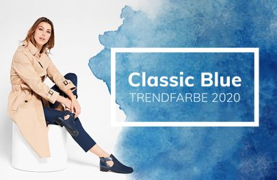 Trendfarbe Classic Blue