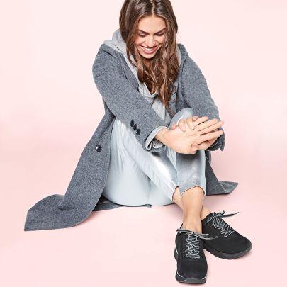 Bequeme Begleiter auch im Winter: Die Sneaker von LaShoe