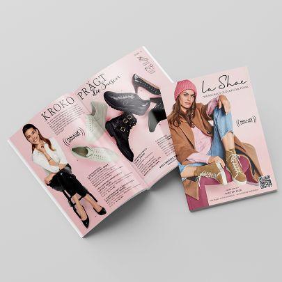 Der neue LaShoe Katalog ist da! Stöbern Sie durch die neuesten Wintertrends