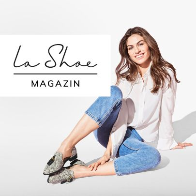 LaShoe-Magazin: Snake-Print und Krokoprägung veredeln jetzt die Hallux valgus Schuhe von LaShoe