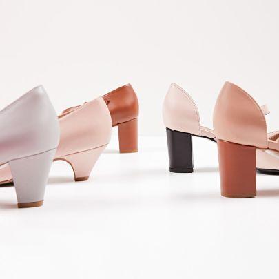 Schöne und bequeme Pumps von LaShoe für Hallux valgus und empfindliche Füße