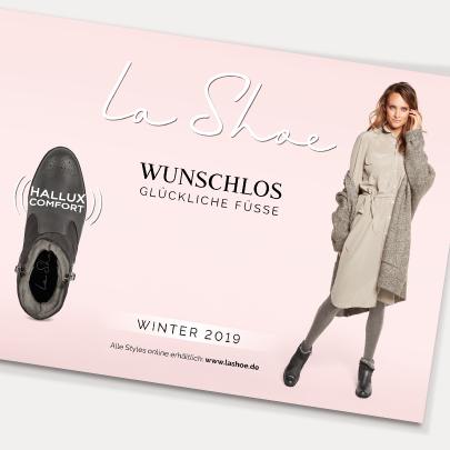 LaShoe Lookbook Winter 2019